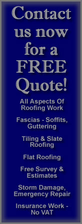 Tiled Slate Pithced Roofing McCormack Roofing Winchester  sc 1 th 231 & McCormack Roofing : Pitched Slate Tiled Flat Roofs Soffits ... memphite.com