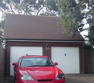 Garage Roofs McCormack Roofing ... & Pitched u0026 Flat : Hayling Island Portsmouth Southampton ... memphite.com
